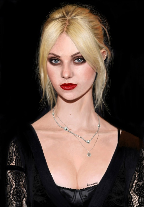 Taylor Momsen by MikeNevermind